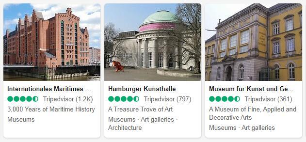 Hamburg Attractions 2