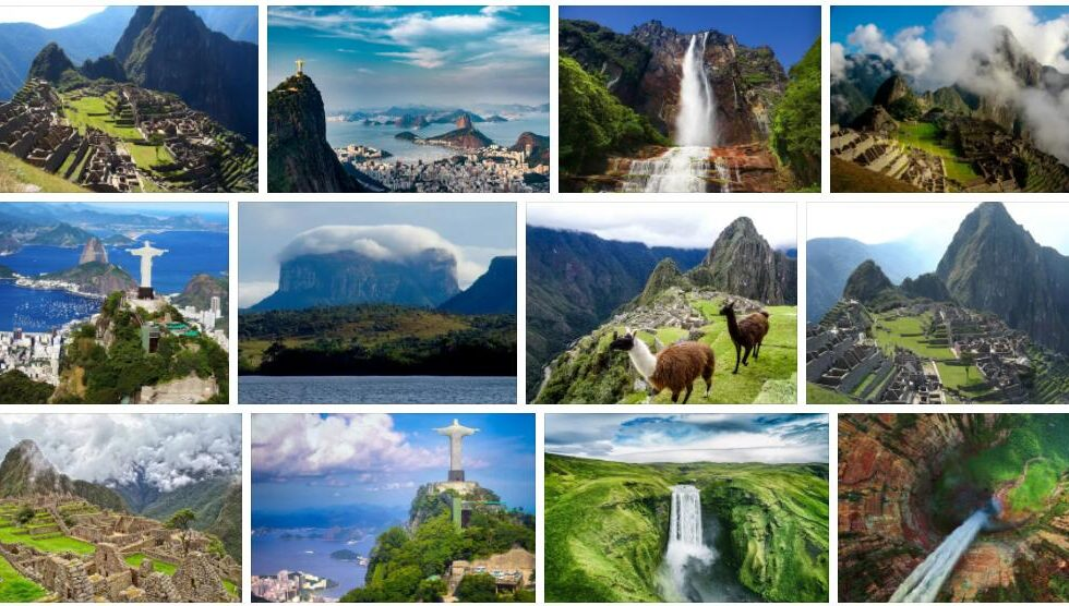 Overview of South America