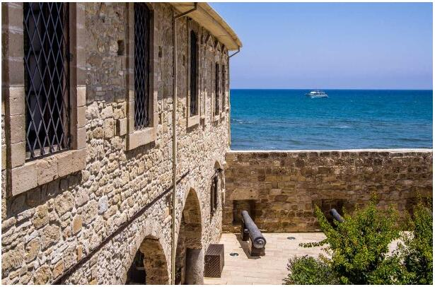 ATTRACTIONS OF LARNAKA