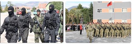 Albania Army