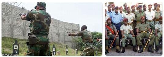 Antigua and Barbuda Army