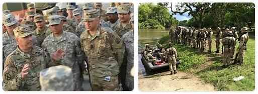 Belize Army