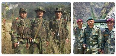 Bhutan Army