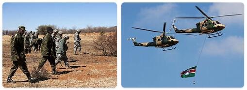 Botswana Army