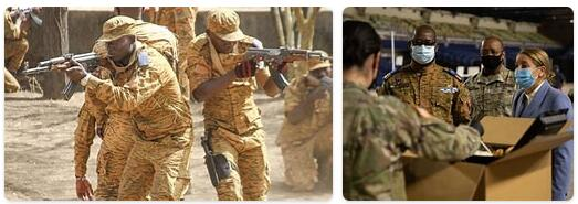 Burkina Faso Army