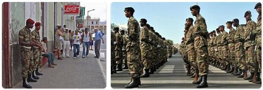 Cabo Verde Army