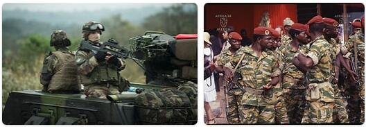 Central African Republic Army