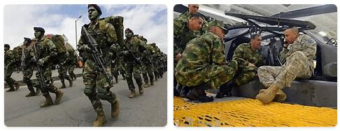 Colombia Army