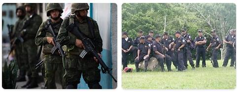 Costa Rica Army