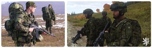 Czech Republic Army