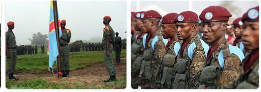 Democratic Republic of The Congo Army
