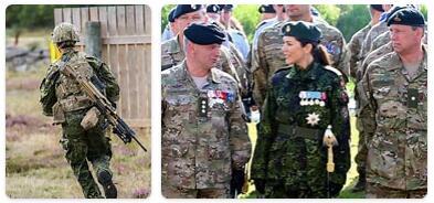 Denmark Army