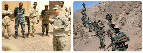 Djibouti Army