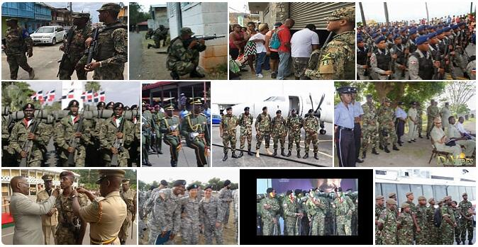 Dominica Army
