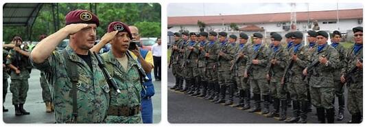 Ecuador Army