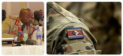 Eswatini Army