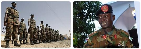 Gambia Army