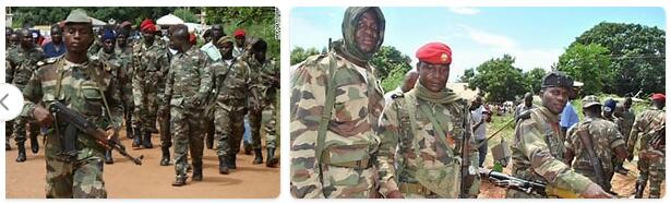 Guinea Bissau Army