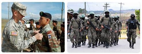Honduras Army