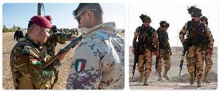 Italy Army