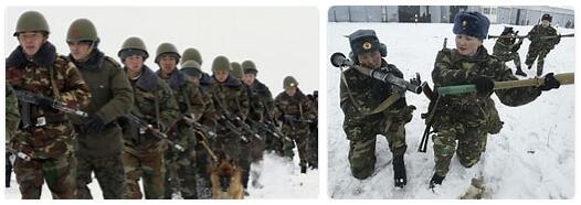 Kyrgyzstan Army