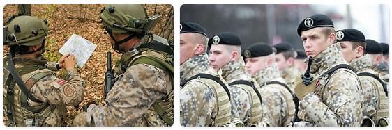 Latvia Army