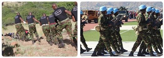 Lesotho Army