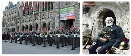 Liechtenstein Army
