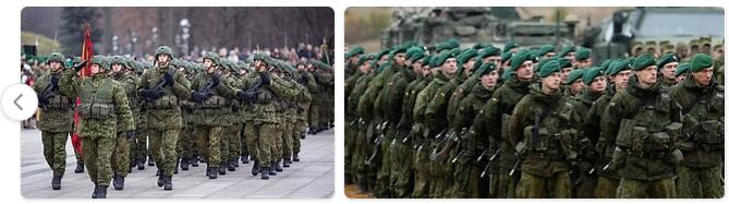 Lithuania Army