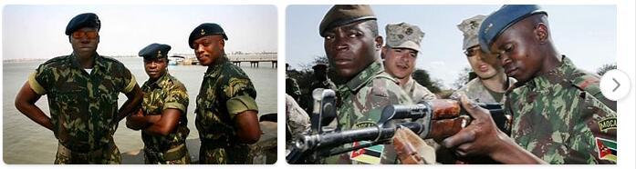 Mozambique Army