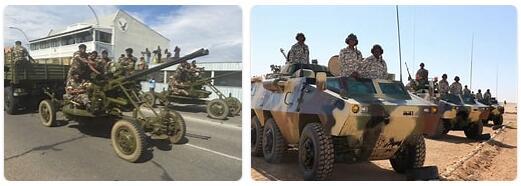 Namibia Army