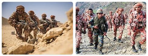 Oman Army