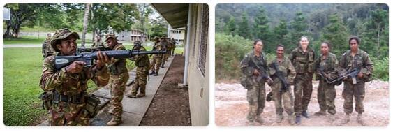 Papua New Guinea Army
