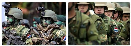 Paraguay Army