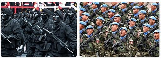 Peru Army
