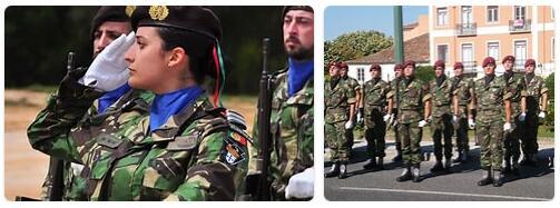 Portugal Army
