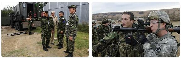 Romania Army