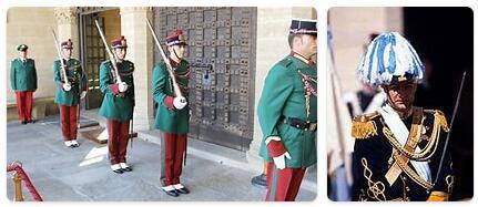 San Marino Army