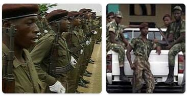 Sao Tome and Principe Army