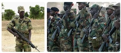 Senegal Army