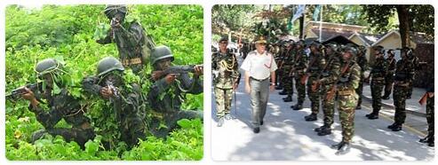 Seychelles Army