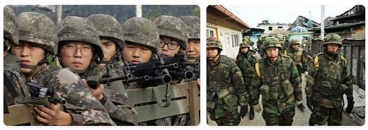 South Korea Army