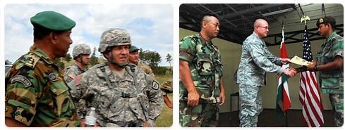 Suriname Army