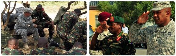Tanzania Army