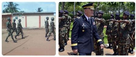 Togo Army