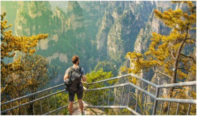 Travel to Avatarberget