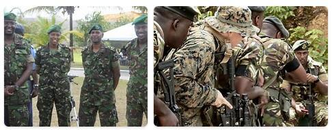 Trinidad and Tobago Army