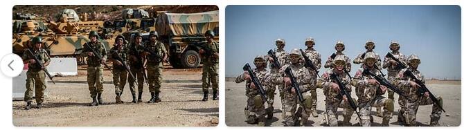 Turkey Army