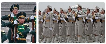 Turkmenistan Army