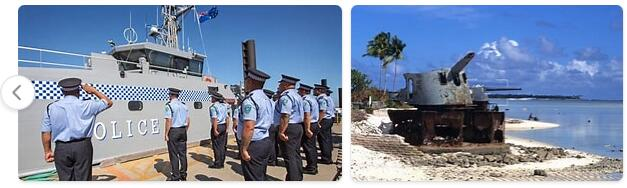 Tuvalu Army